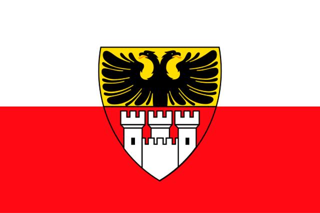 Bandera Duisburgo