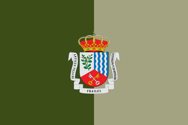 Bandera Frailes