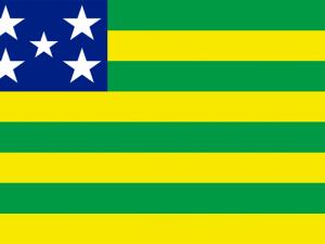 Bandera Goiás