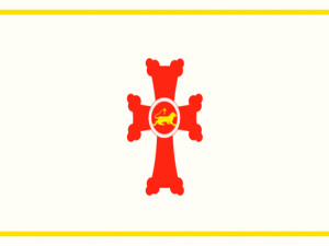 Bandera Gyumri