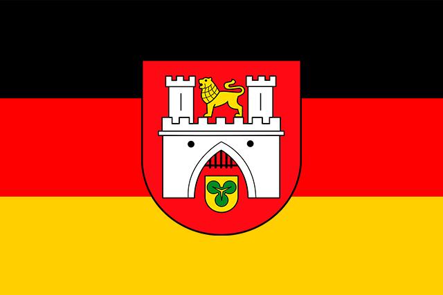 Bandera Hanóver