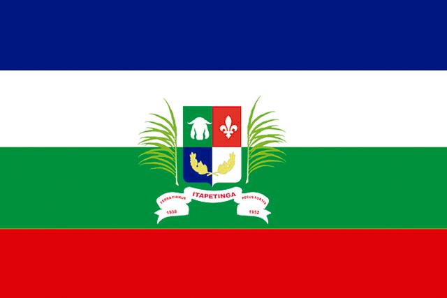Bandera Itapetinga