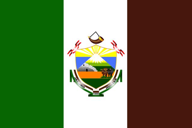 Bandera Jacobo Hunter