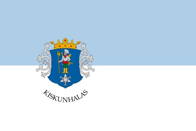 Bandera Kiskunhalas