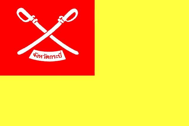 Bandera Krabi