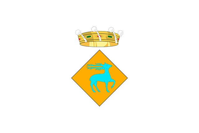 Bandera La Llacuna