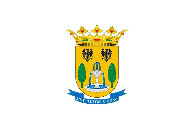 Bandera La Rambla (Córdoba)