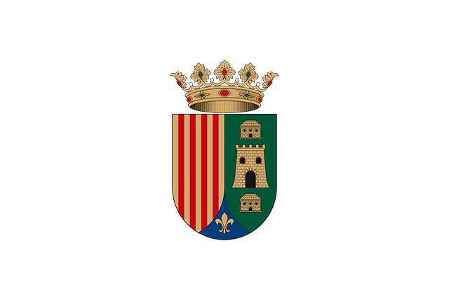 Bandera La Torre de les Maçanes