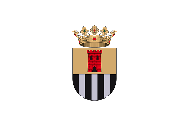 Bandera La Torre d'en Besora