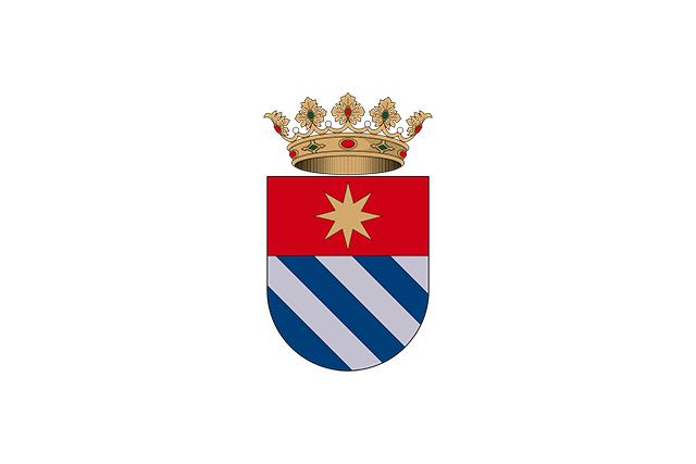 Bandera Llucena del Cid