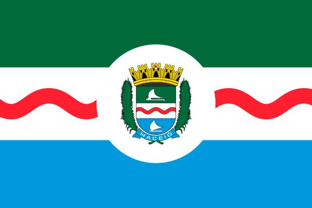 Bandera Maceió