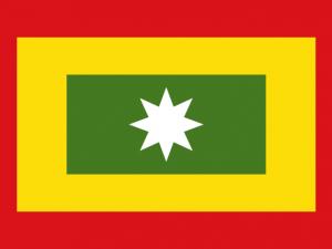 Bandera Malambo (Atlántico)