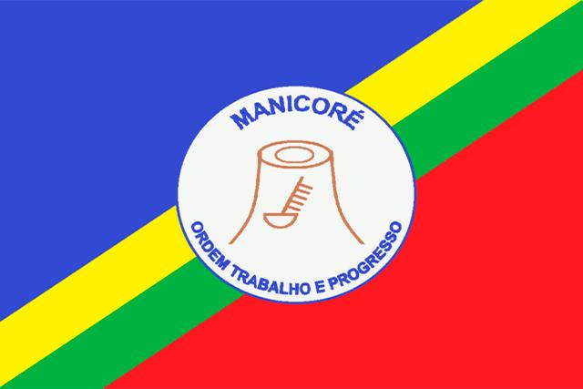 Bandera Manicoré
