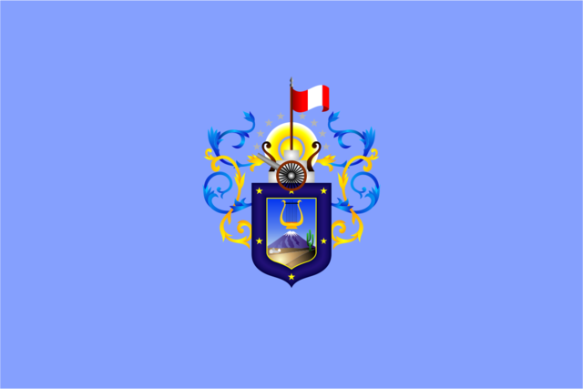 Bandera Mariano Melgar