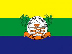 Bandera Nossa Senhora do Socorro