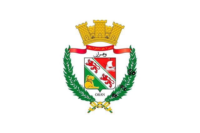 Bandera Orán