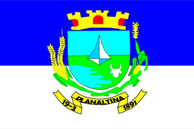 Bandera Planaltina (Goiás)