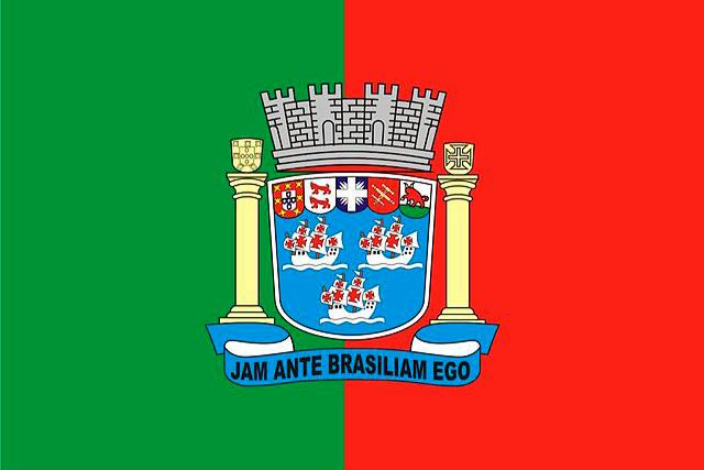 Bandera Porto Seguro