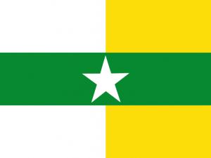 Bandera Puerto Colombia