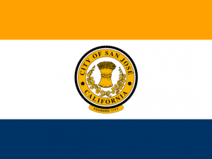 Bandera San José (California)