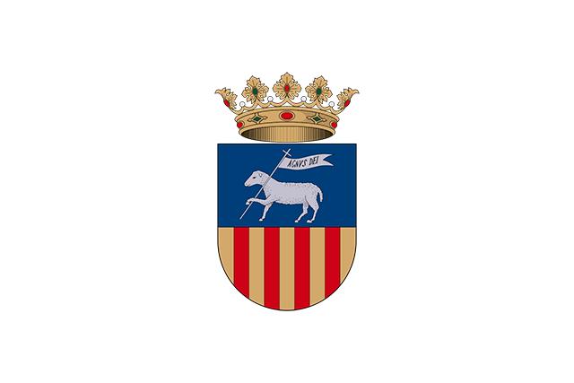 Bandera San Juan de Alicante