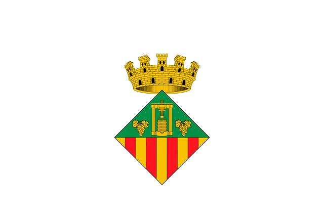 Bandera San Sadurní de Noya