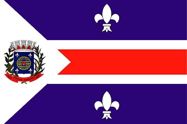 Bandera Santo Amaro