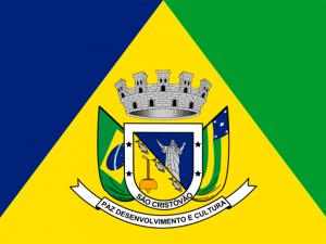 Bandera São Cristóvão (Sergipe)