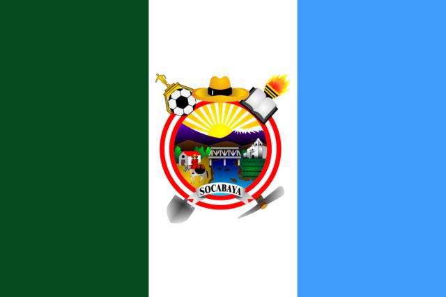 Bandera Socabaya