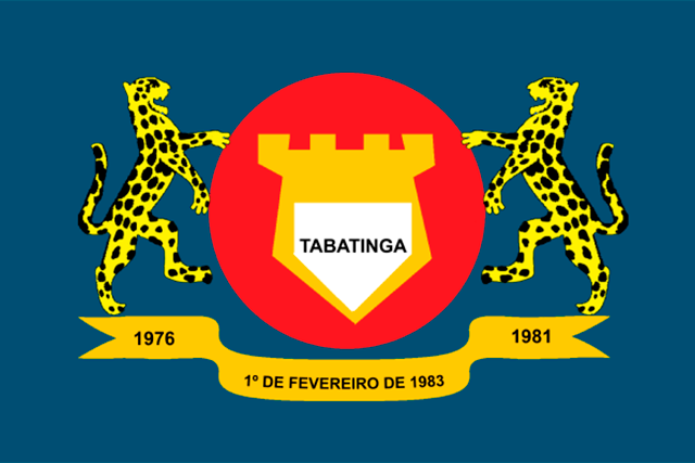 Bandera Tabatinga
