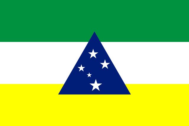 Bandera Tefé