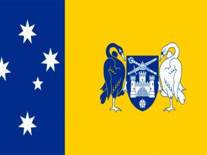 Bandera Territorio de la Capital Australiana