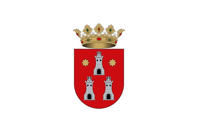 Bandera Torrent (Valencia)