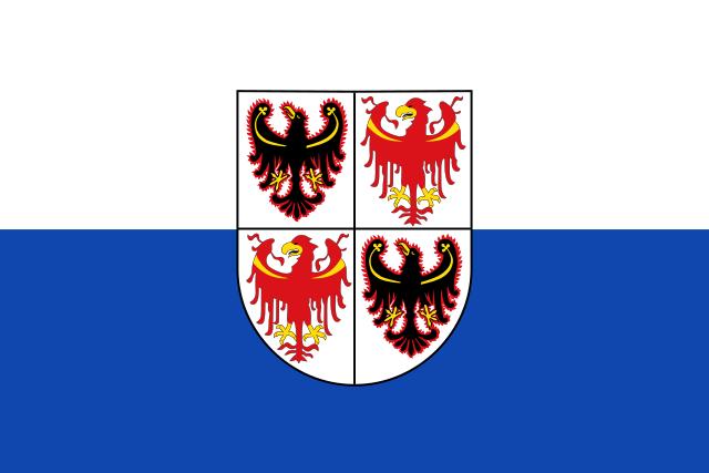 Bandera Trentino-Alto Adigio