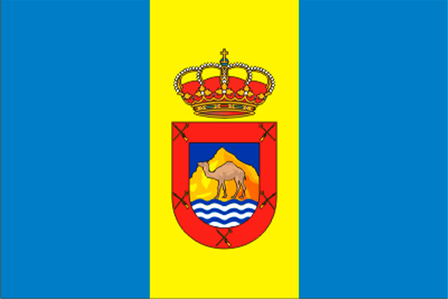 Bandera Tuineje