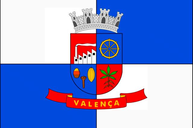 Bandera Valença (Bahia)