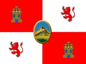 Bandera Villa Imperial de Potosí