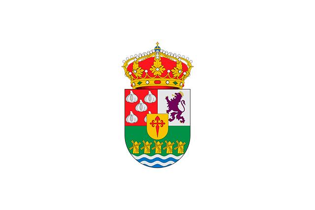 Bandera Villares de Órbigo