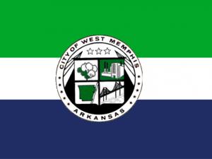 Bandera West Memphis (Arkansas)