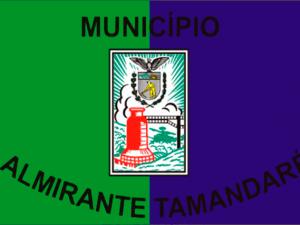 Bandera Almirante Tamandaré