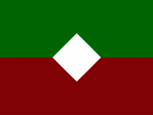 Bandera Belén de Umbría (Risaralda)