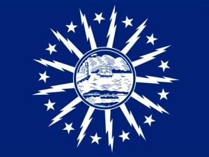 Bandera Búfalo (Nueva York)