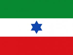 Bandera Caimito (Sucre)