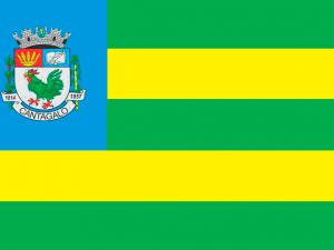Bandera Cantagalo