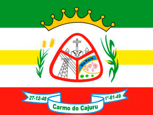 Bandera Carmo do Cajuru