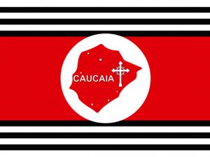Bandera Caucaia