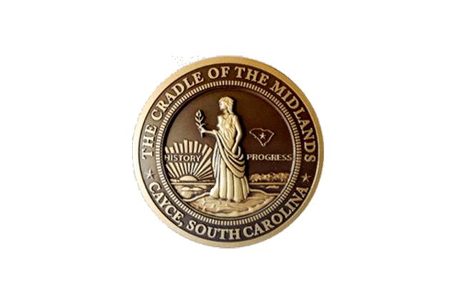 Bandera Cayce (Carolina del Sur)