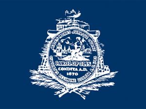 Bandera Charleston (Carolina del Sur)