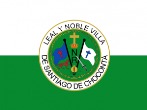 Bandera Chocontá