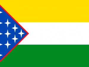 Bandera Cimitarra (Santander)